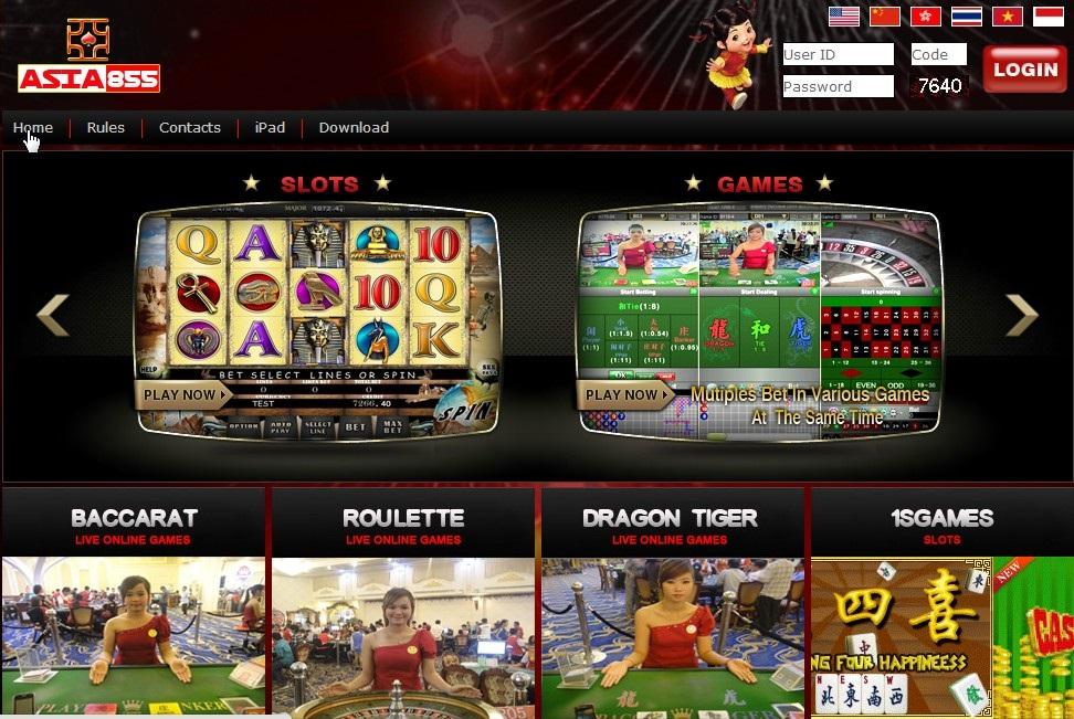 Online Sports Betting | 4D Online Betting | Live Football